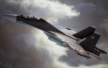 cloud,Ace Combat 7,sky,jet,game,aircraft,kumo,hunting