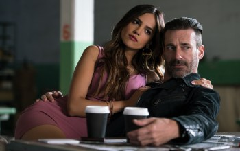 jon hamm,movie,cinema,Eiza Gonzalez,Baby Driver,film,brunette
