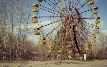 Pripyat,Chernobyl,Lost places