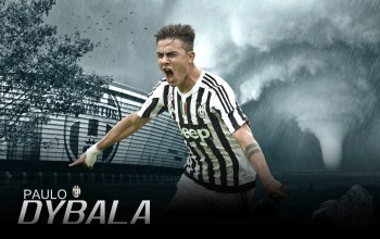 football,stadium,player,Juventus FC,Paulo Dybala,Juventus Stadium,sport,wallpaper