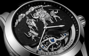 хронометр,ulysse nardin,Hannibal Minute Repeater,улисс нардан,Watch
