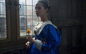 flower,film,woman,Alicia vikander,dress,cinema,Tulip Fever,movie,girl