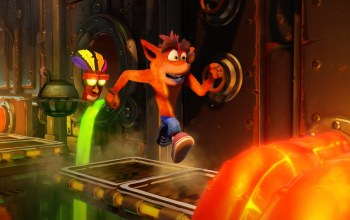 Crash Bandicoot Remastered,game,Crash Bandicoot N. Sane Trilogy