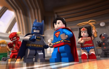 yuusha,The flash,Aquaman,Super hero,hero,mask,Bat,short film,superman,cyborg,dc comics,wonder woman,Lego DC Comics: Batman Be-Leaguered