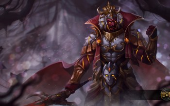 hon,Rahwana Accursed,Accursed,Lord Salforis,heroes of newerth,Salforis,Rahwana