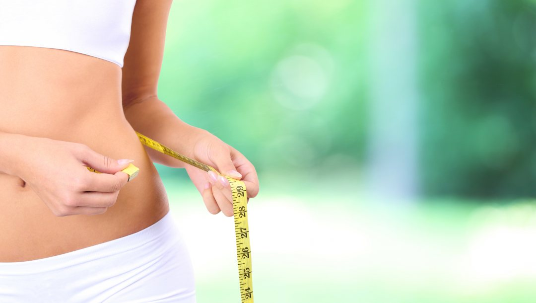 Tape measure,weight loss