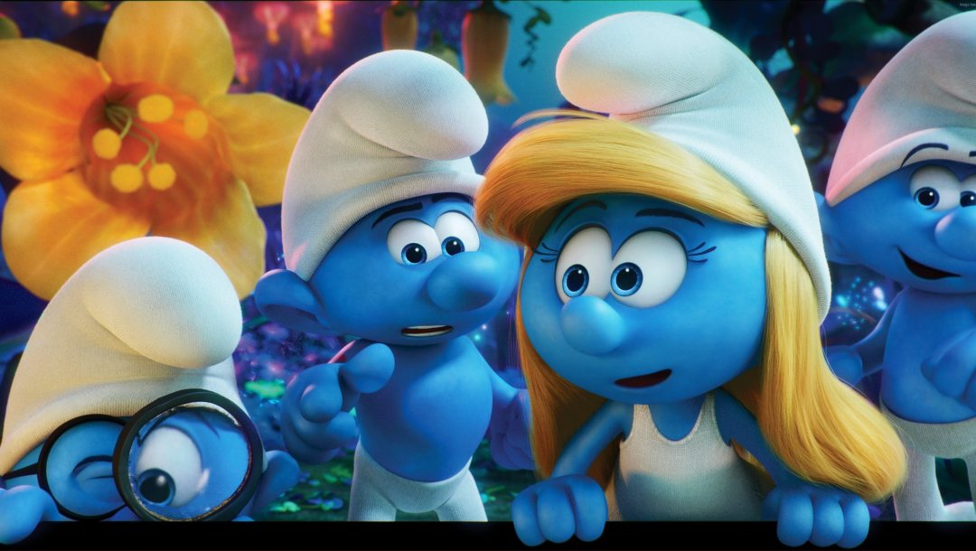 comedy,graphic animation,blonde,columbia pictures,balcony,forest,chibi,heart,Smurfs 3,flower,dwarf,adventure,film,trees,boy,eye,The Lost Village,Sony Pictures Animation,cinema,Hat,smurfs,family,chimney,vegetation,girl,blue,movie,Smurfs: The Lost Village,Smurfs 3: the Lost Village,official wallpaper,hd,sony,villa,2017