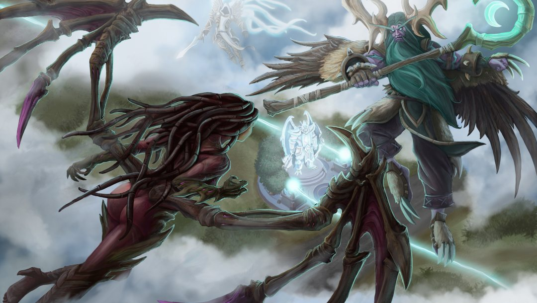 starcraft,Tyrael,archangel of justice,warcraft,heroes of the storm