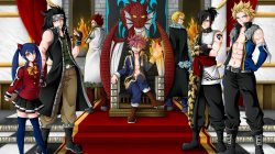 Sting Eucliffe,japanese,Seilah,manga,spark,gajeel redfox,Igneel,game,Edolas,Laxus Dreyar,guild,asiatic,throne,fairy tail,wendy,natsu dragneel,bishojo,oriental,fairy,strong,Rogue Cheney,Anime,shounen,Gildartz Clive,mahou,Squadron Flying Dragon fairy,sugoi,Dragon Slayer,fire,asian,The Fire Dragon King,powerful,subarashii,witch