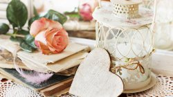love,heart,rose,vintage,romantic