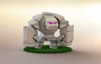 Clash Of Clans,golen,rock,game