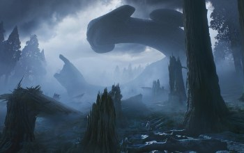 Alien,forest,Alien 6,cinema,sci-fi,film,fear,tree,movie,Prometheus 2,science fiction