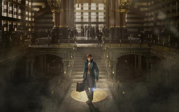 movie,ny,Fantastic Beasts and Where to Find Them,film,mahou,ofiicial wallpaper,cinema,Harry potter,wizard,new york,Face,magic wand,spell,Magical Congress of the United States of America,witch,hp,Scamander,Magic,hd