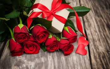 красные розы,roses,Red,Valentine`s day,gift,heart