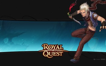 блондин,Royal Quest,Katauri Interactive,кинжал