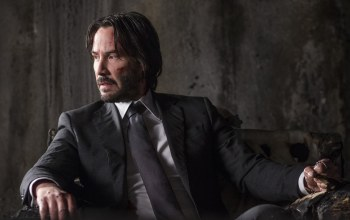 John Wick 2,cinema,tie,Keanu reeves,John wick,blood,wall,suit,hitokiri,film,John Wick Chapter 2,movie,style