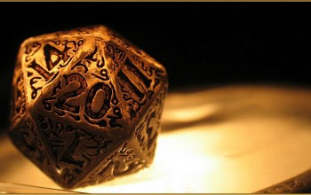 Role playing,numbers,Dungeons and dragons,golden,dice