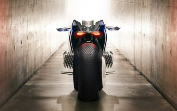 bold lines,high technology,Vision Next 100. concept bike concept,Motorrad Vision Next 100,official wallpaper,conceptual model,hd,wallpaper,comfort,technology,futuristic look,BMW Motorrad Vision Next 100,Bmw,dispensing helmet,mountain,next 100,motorcycle