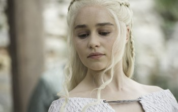 Game of thrones,blonde,George R. R. Martin,daenerys targaryen,a song of ice and fire,season 7,Face,queen,tv series,emilia clarke