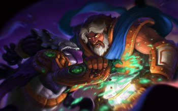 zeratul,warcraft,world of warcraft,uther,paladin,The Lightbringer,dark prelate,heroes of the storm,starcraft