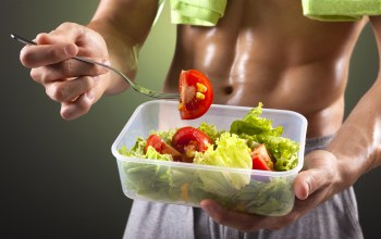 perspiration,fork,vegetables,abs,healthy food