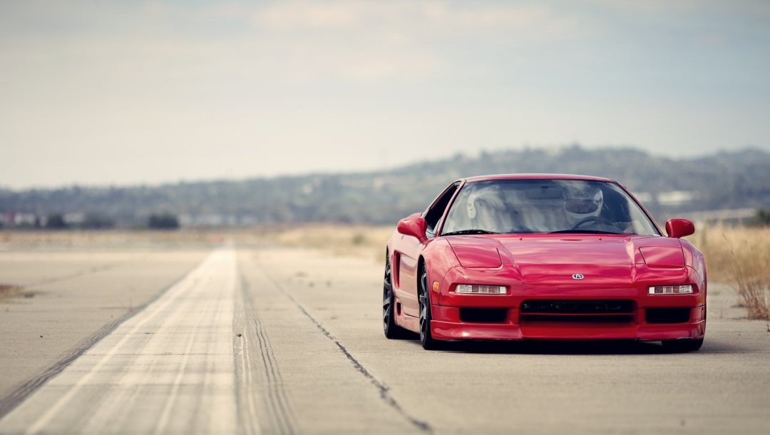 acura,Red,nsx