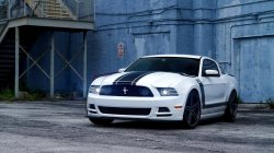 Ford,Muscle,White,mustang