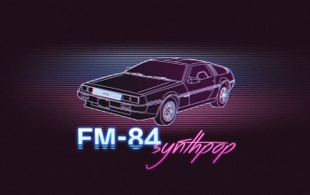 Синти,FM 84,Synth,FM84,музыка,Синти-поп,synthpop,delorean,FM-84,неон