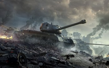 World of tanks,мир танков,wargaming net,tiger ii,wot,M46 Patton