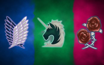 wallpaper,The Survey Corps,game,attack on titan,unicorn,The Garrison,shingeki no kyojin,scouting legion,asiatic,military police,wings,coat of arms,japanese,asian,manga,roses,by rasenjou