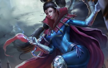 плащ,костюм,Vayne,league of legends