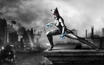 game,Catwoman,arkham