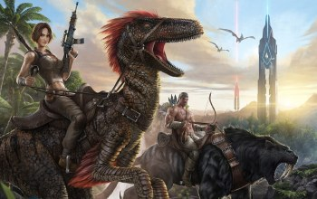 ark,survival,gaming,evolved