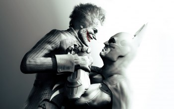 joker,fighting