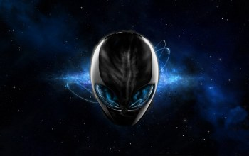 dark,space,blue,alienware