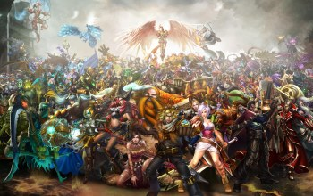 characters,league of legends,Campeon