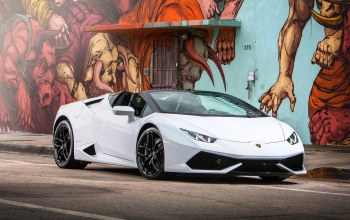 Lamborghini,White,lp610,supercar