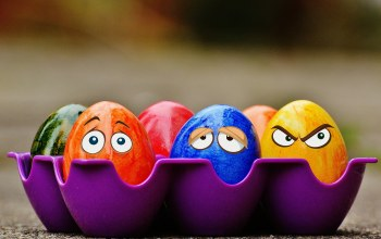 Easter,decoration,смайл,eggs,rainbow,colorful,яйца крашеные,happy,funny