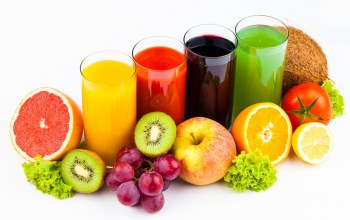 juices,fruit