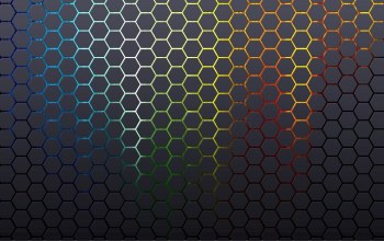 background,hexagon
