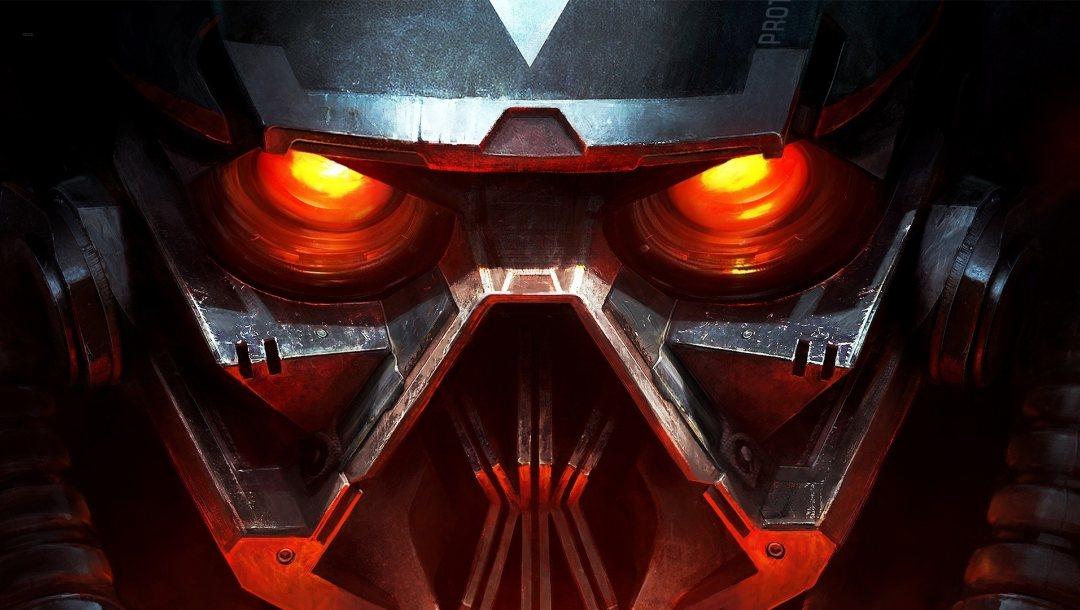 robot,eyes,killzone,Red