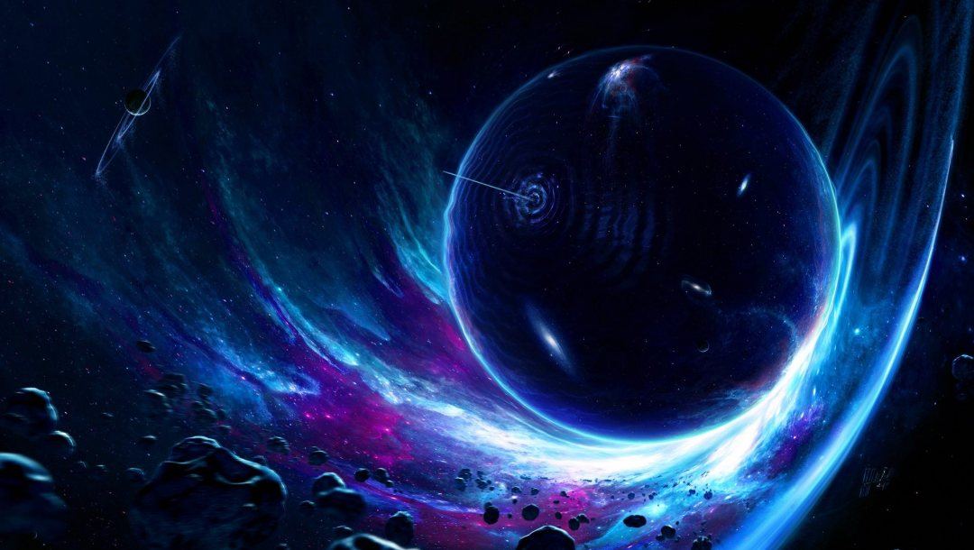 space,wormhole