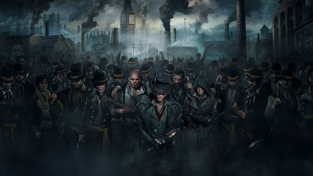 Syndicate,creed,assassins