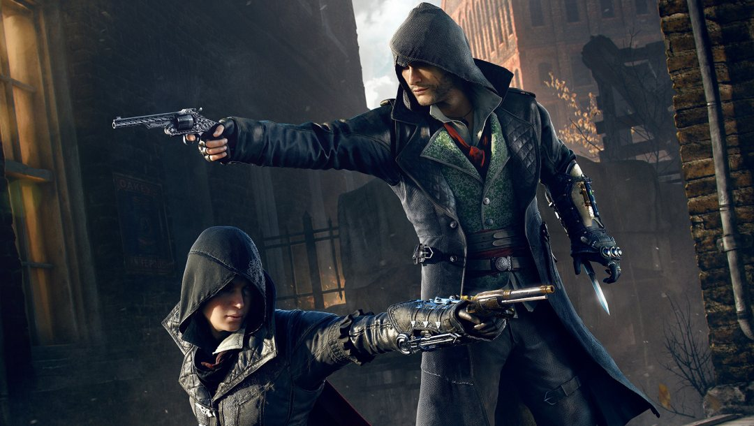 twin,assassins,creed,assassins,Syndicate