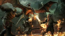fire,spark,trll,flame,armor,Middle-earth Shadow of War,dragon,Nazgûl,game