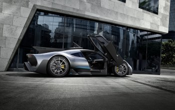 2017,Мерседес - Бенц,гиперкар,Frankfurt Motor Show,Mercedes AMG Project One,Mercedes - Benz