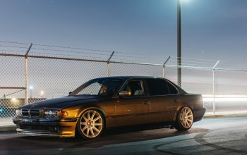 е38,7 series,stance,car,Bmw