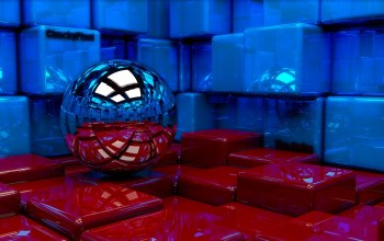 graphics,шар,reflection,Ball