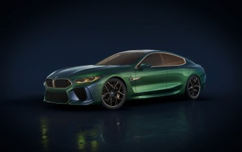 Bmw,concept,gran coupe,backgound,вмб,концепт