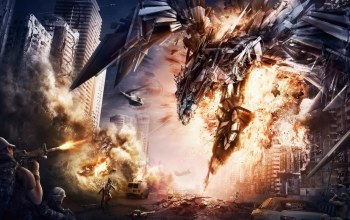 battle,Transformers,age,extinction,decepticon,fan
